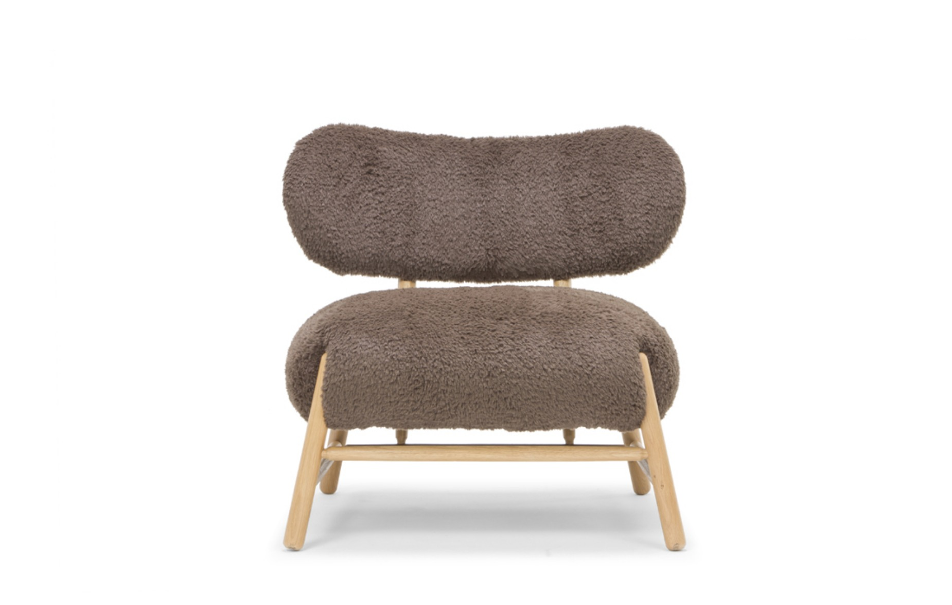 (주)도이치   [덴마크 SCANDINAVIAN DESIGN] Bear / lounge chair / md 1078 (mocca)