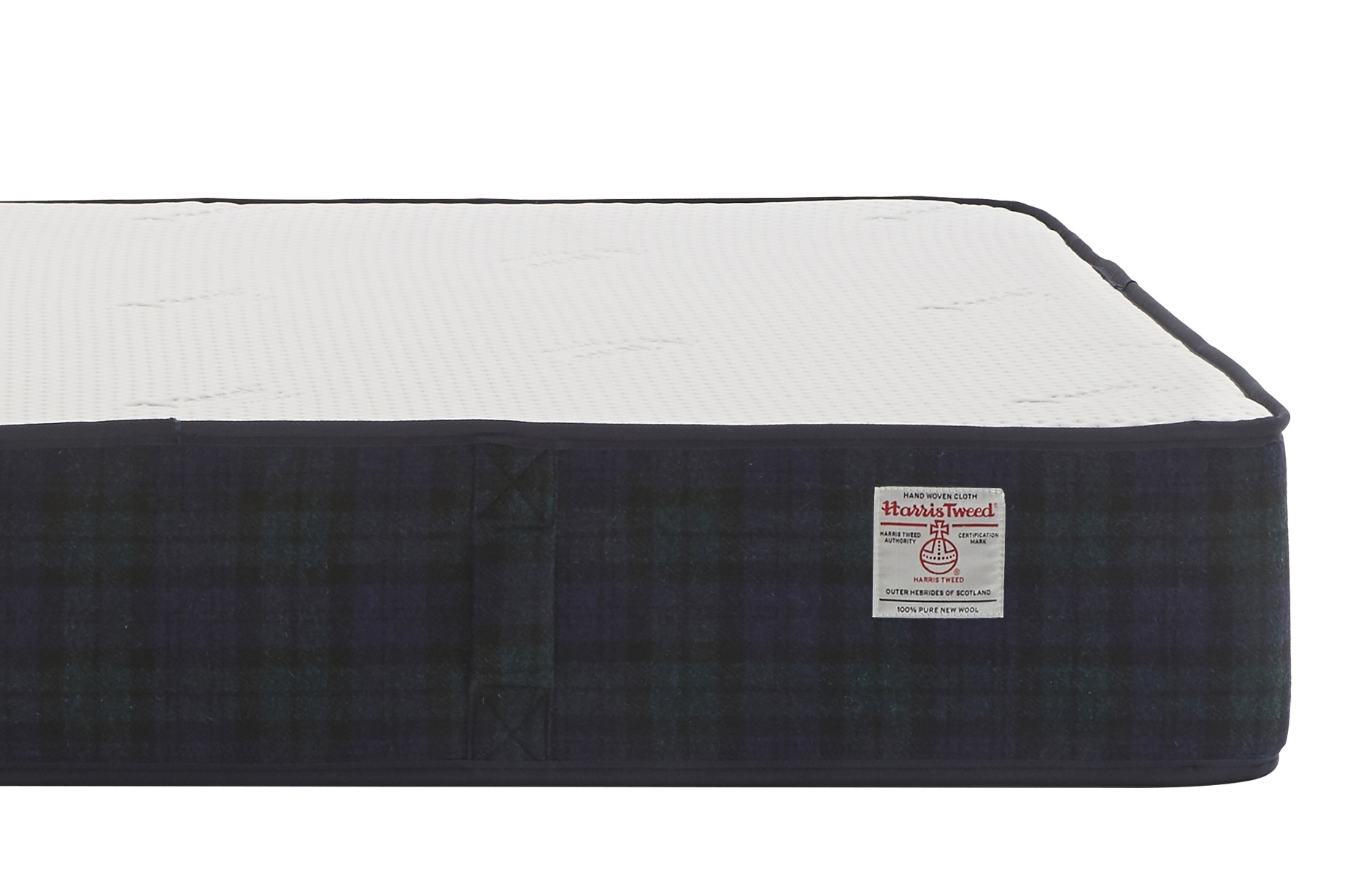 (주)도이치   FINBED by doich  ® 326 Harris Tweed mattress  / 두께 26cm  텐션:미디움